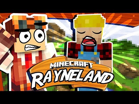 LAZY BUILDER • Rayneland: Simple Life 2 Modded Survival in Minecraft! [#6]