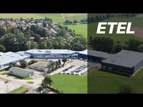 ETEL Company Movie