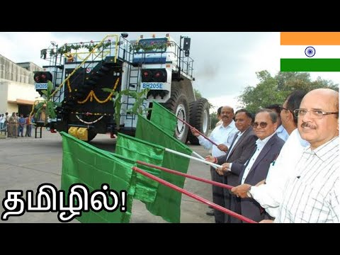 💪INDIA MADE⚡ Biggest Electric Truck 🔥Air Pollution Explained In Tamil| India Mining Industry