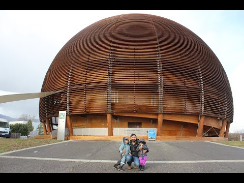 Switzerland ( CERN ), with Kids