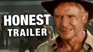 Honest Trailers - Indiana Jones & The Kingdom of The Crystal Skull thumbnail