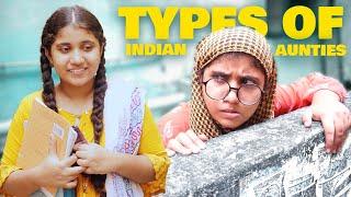 Types of Indian Aunties   #Lockdown Fight   #Novesoniya