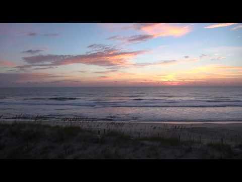 Outer Banks Sunrise in Rodanthe