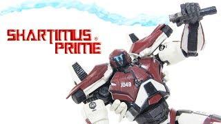 Pacific Rim Uprising Guardian Bravo Diamond Select Toys 7 Inch Movie Action Figure Review