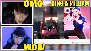 "CLIX & RONALDO Reacts To KING ""#FaZe5 