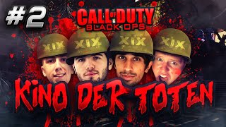 CoD Black Ops ZOMBIES - Kino Der Toten #2 with Vikkstar