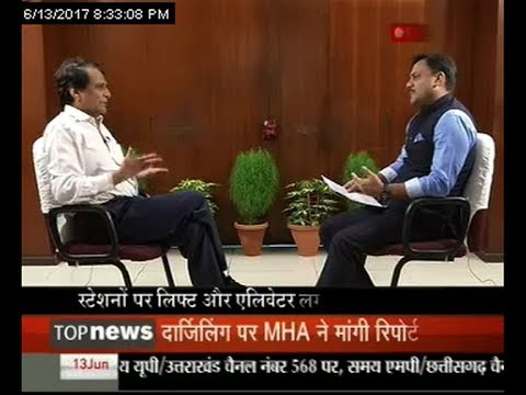 Exclusive Interview : Aamne Samne - Manoj Manu With Suresh Prabhu