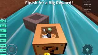 ROBLOX Ride a Box, Leo Gamerboy