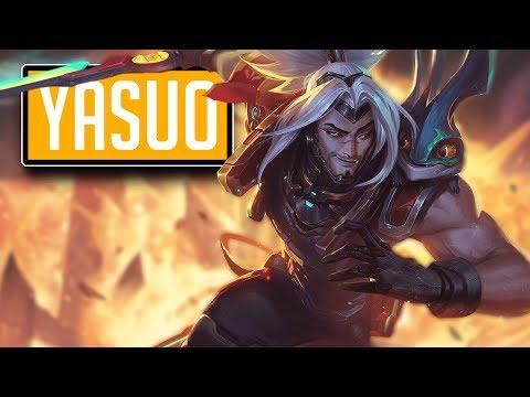 League of Legends #581: Yasuo Mid (CZ) thumbnail
