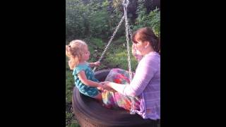 How To Enjoy A Tire Swing