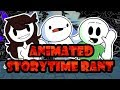 Animated Storytime Community Rant [Draw and Rant]