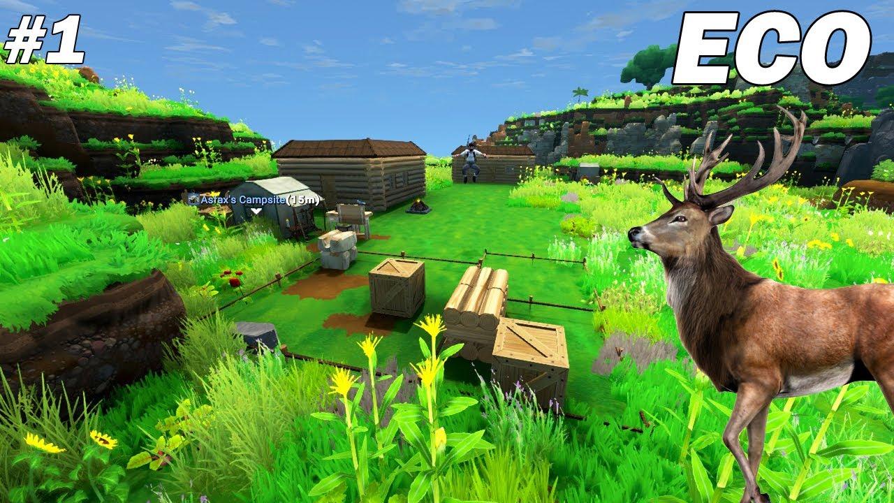 Download Début d'une nouvelle aventure écologique ! ECO #1