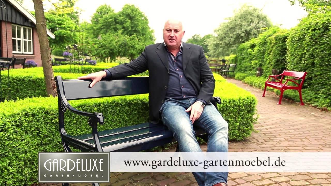 Gartenstuhl Afrodite - www.gardeluxe-gartenmoebel.de - YouTube