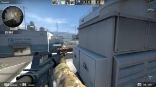 CS:GO POV | noppo vs SZ.Absolute (nuke) @ GeForce CUP Semi-Final