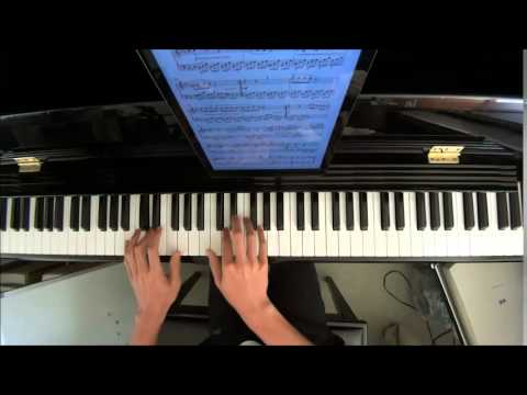 RCM Piano 2015 Grade 5 Study No.5 George Allegro Agitato by Alan