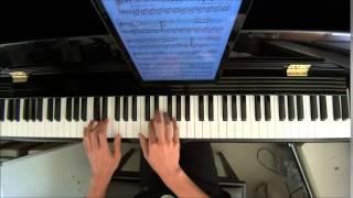 RCM Piano 2015 Grade 5 Study No.5 George Allegro Agitato by Alan