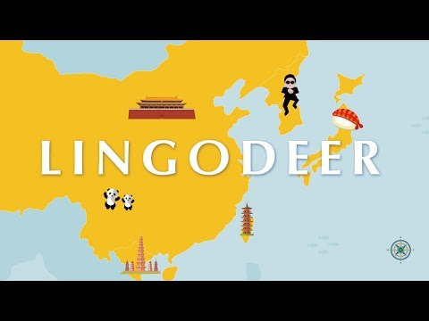 Learn Korean, Learn Japanese, Chinese - LingoDeer - Apps