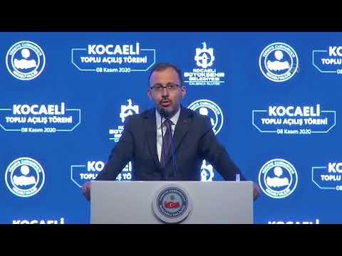 Spor Bakanı Muharrem Kasapoğlu'ndan Kocaelispor taraftarına müjde | Ajansspor