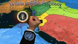Britain in Bible Prophecy and in the World Today