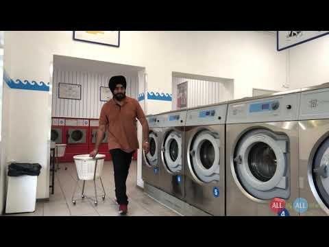 Let's Go To Washing Center | Perfect Laundry System In Germany
