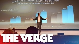 Playback: Jonney Shih Asus keynote at CES in under five minutes