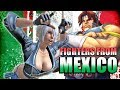 Fighters from Mexico