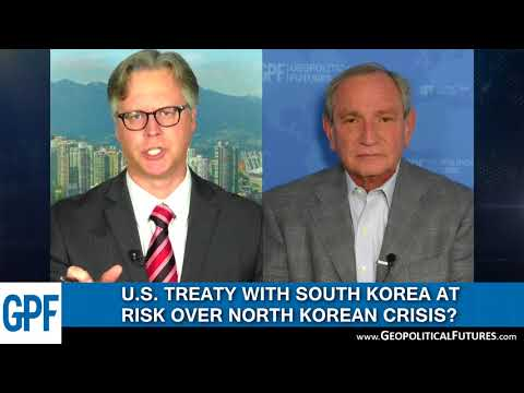 George Friedman: US Treaty With South Korea at Risk due to North Korean Crisis?