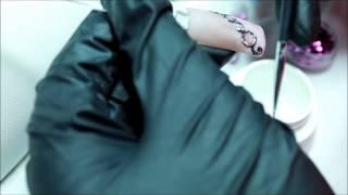 Nail Art Pietre in Gel - ElleErre Nails