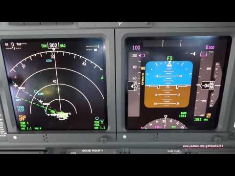 Процедура запуска Боинга 737 NG