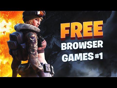 Top 10 Browser Games   No Download / No Registration