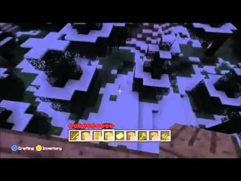 how to get ice in minecraft xbox 360