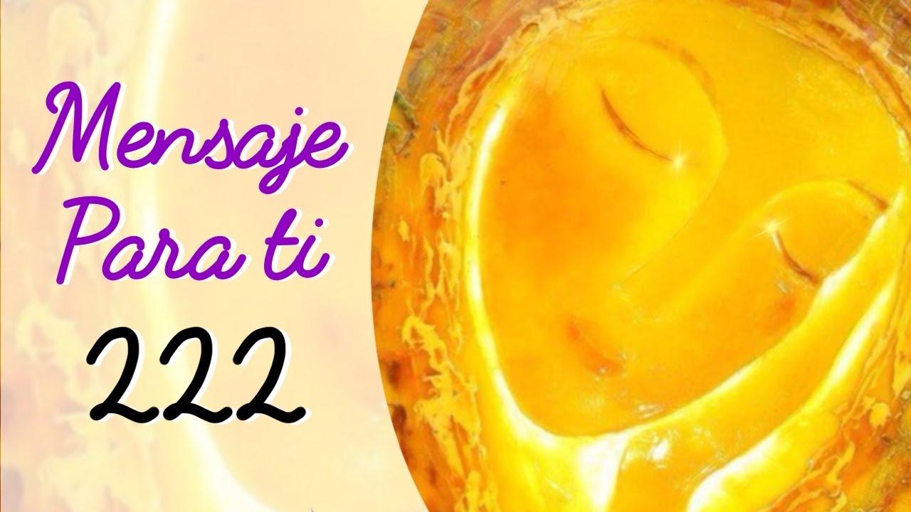 ✨HOY 18 y 19 de Octubre DIOS y los ÁNGELES te dicen - 222