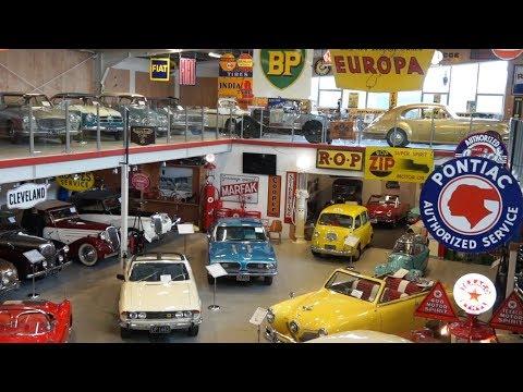 The Classic Museum - Hamilton NZ: Classic Restos Series 35