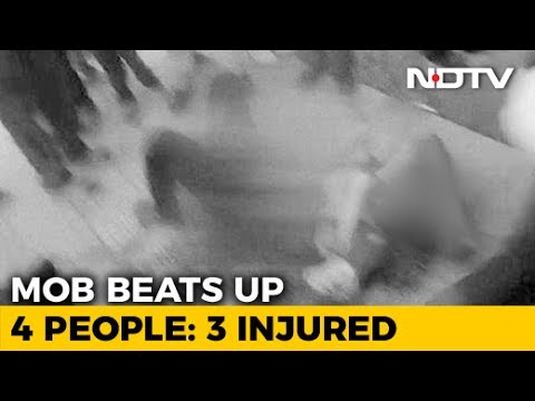 1 Dead In Mob Lynching On Train, Blood In Coach Shows Extent Of Violence
