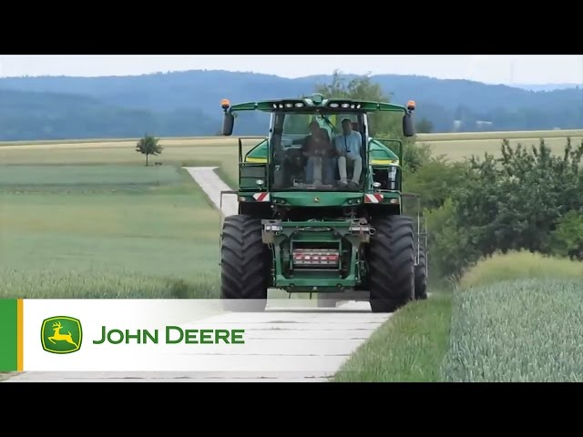 Anteprima Nuova Trincia John Deere Serie 8000  (Episodio 1)