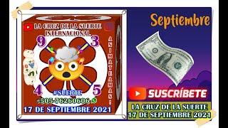 Cruz!! 17 de Septiembre 2021 | La Cruz De La Suerte