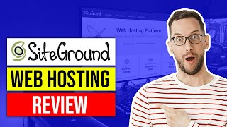 Siteground Review 2020 ? Pros & Cons of Siteground Web Hosting