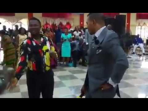 SNR BRIGHT N ANGEL OBINIM fighting against konkonsa
