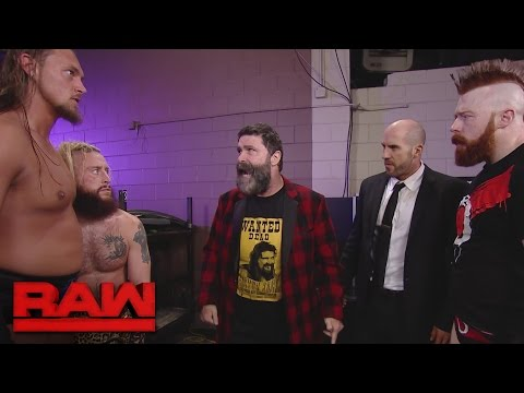 Enzo Amore & Big Cass have a high-stakes match with WrestleMania implications: Raw, March 6, 2017