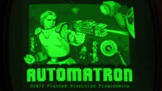 Мини-игра Automatron в Fallout 4