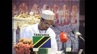 international quran competition tanzania 2014 (3/5)