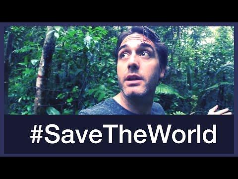 How do we #SaveTheWorld - Rob Nelson's Vlog