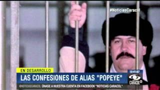 """""""De rata a hombre nuevo"""": así se define el recién liberado 'Popeye'  - 27 de Agosto de 2014"""