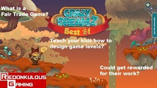 Crazy Dreamz: Best Of Review of a Fair Game Game