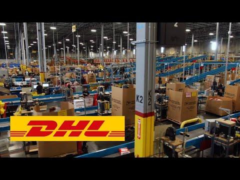 DHL eCommerce Solutions Americas Distribution Center Tour