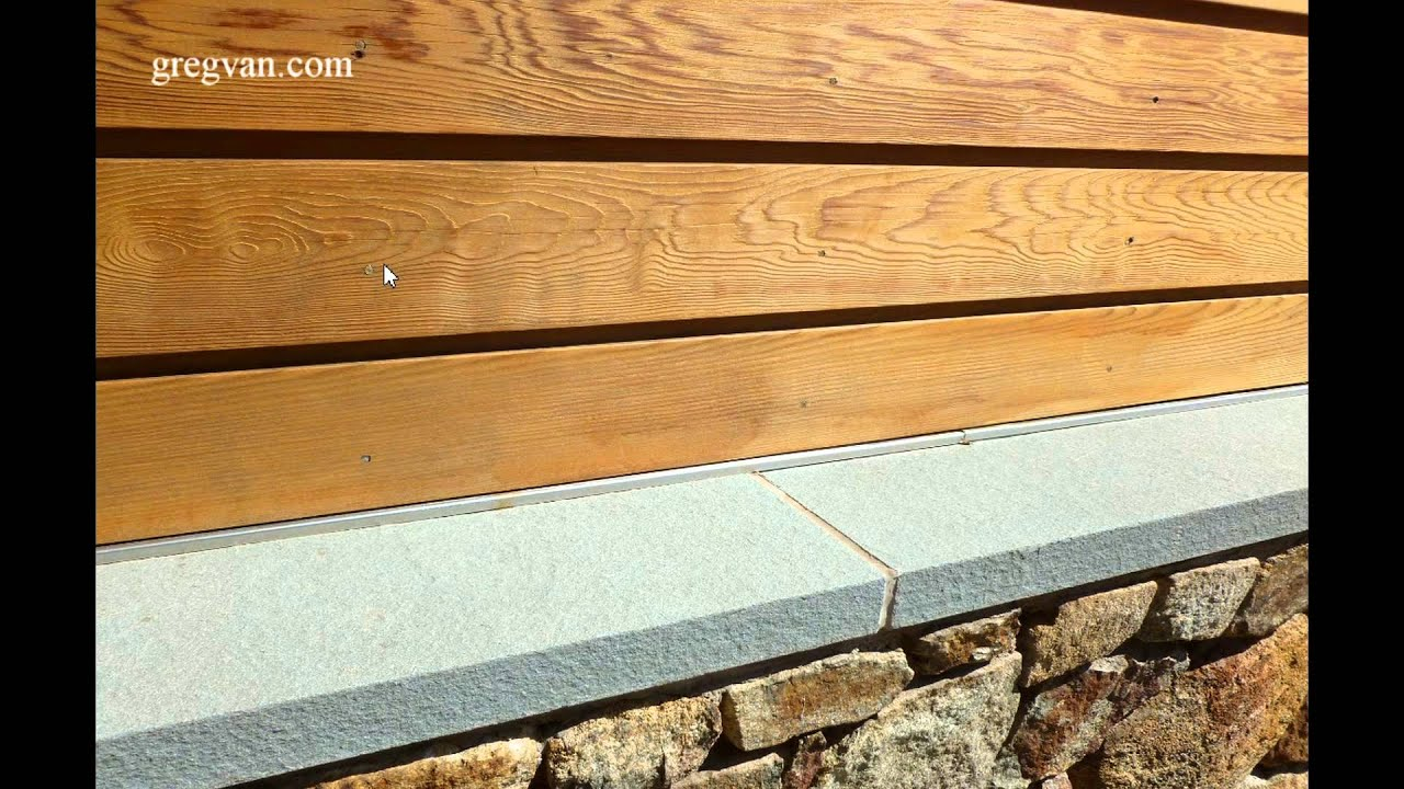 Watch This Video Before Installing Clear Wood Siding