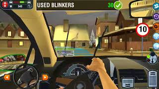 Car Driving School Simulator #4 New Vehicle (Driving in Aspen) - Android Gameplay FHD