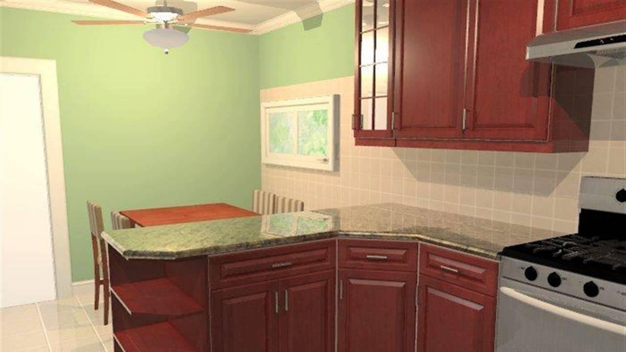 Bar countertop overhang bstcountertops for Granite countertop support requirements