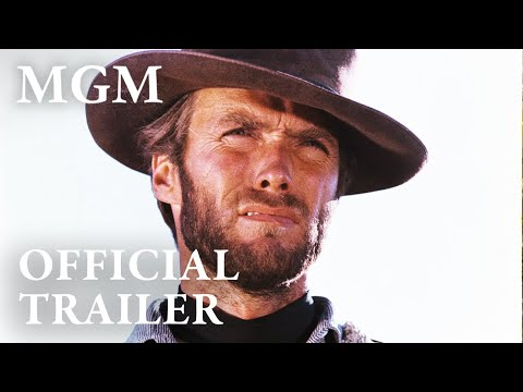 The Good, The Bad, and the Ugly (1966)   Official Trailer   MGM Studios