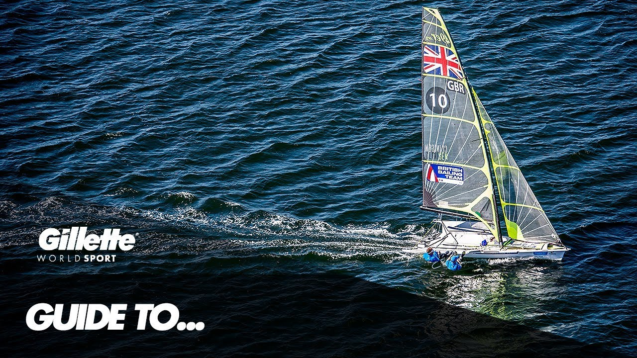 Guide to 49er Racing with British Sailing | Gillette World Sport
